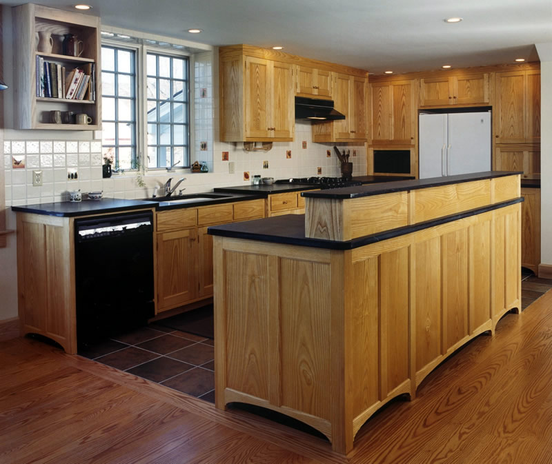 Built In Kitchen Cupboards Designs: Jim Picardi, Cabinetmaker, Fine Woodworking & Design